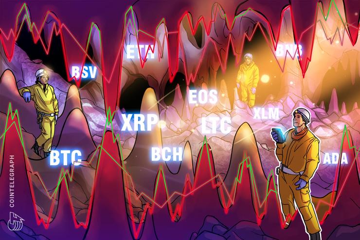 Kursanalyse, 23. September: BTC, ETH, XRP, BCH, LTC, EOS, BNB, BSV, XLM, ADA