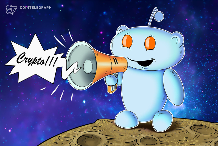 Research: Reddit Crypto-Related Discussion Volume Strongly