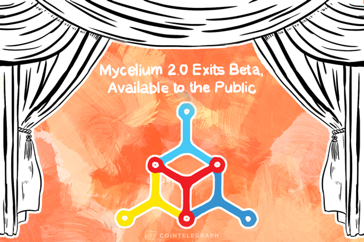 Mycelium 2.0 Bitcoin Wallet Exits Beta, Available to the Public