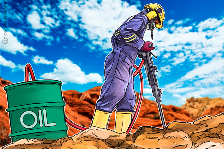 How Much Oil Goes into One Bitcoin?