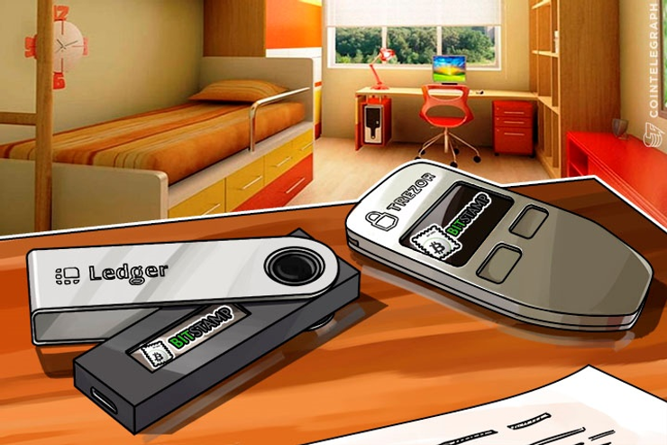 Bitstamp to Add Support for LedgerHQ and BitcoinTrezor Wallets