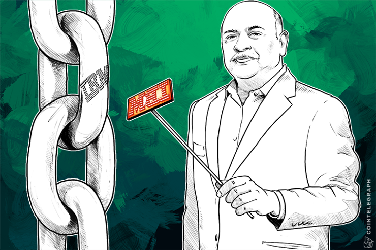 IBM Latest to Adopt Bitcoin's Blockchain Technology for Upcoming Global Project