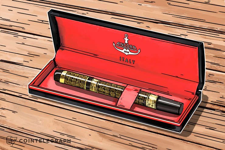 Ancora: Should You Invest in a Limited Edition Bitcoin Fountain Pen?