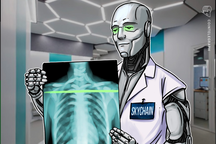 Blockchain System Aims to Identify Health Problems Using AI