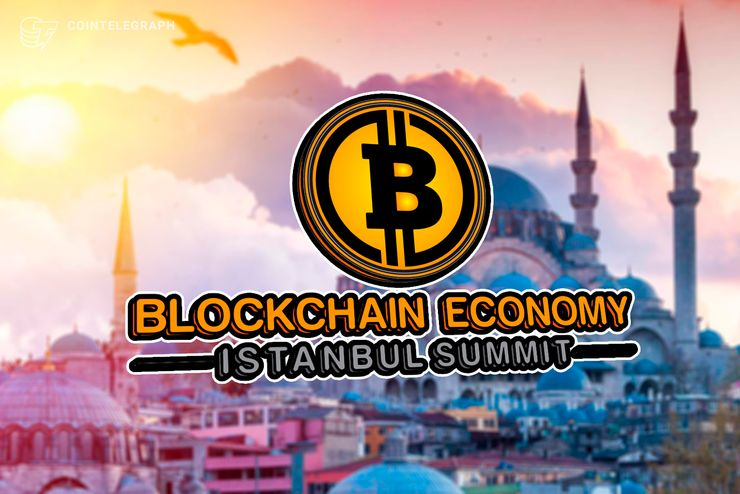 Istanbul is Chosen For the Largest Blockchain and Cryptocurrency Conference of the Region