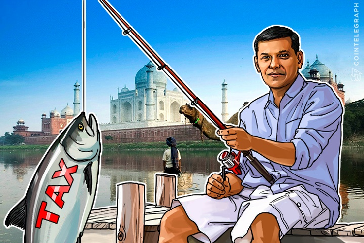 India's Central Bank Looks at Blockchain to Curb Cash Use, Improve Tax Collection