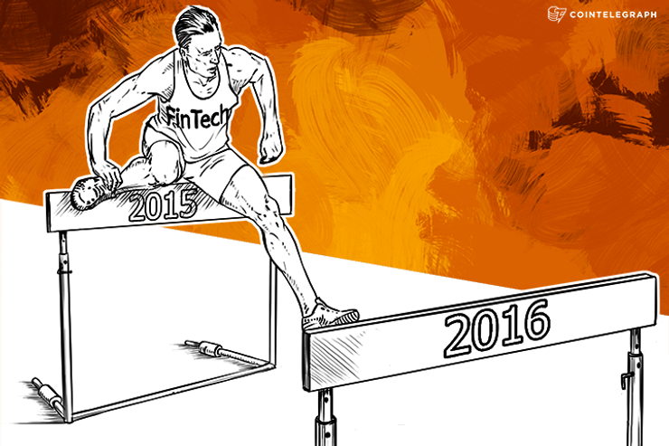 Silicon Valley Bank's Survey Reveals the Biggest Concerns FinTech Businesses Expect to Face in 2016