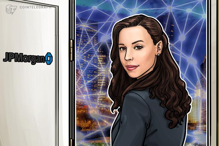 Former Lead Of JPMorgan's Blockchain Arm Amber Baldet To Embark On New Venture