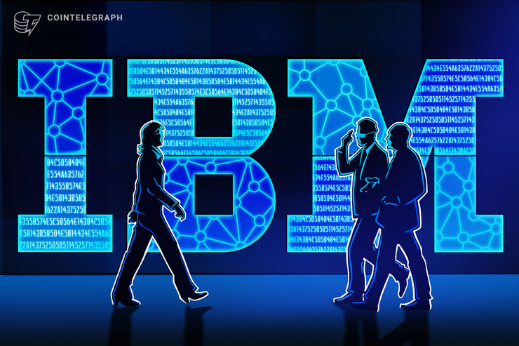 IBM Issued Patent for DLT-Supported Data Sharing and Validation