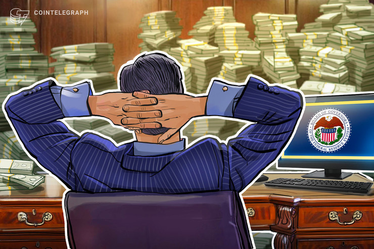 Federal Reserve Injects $168B, Greater Than Entire BTC Market Cap