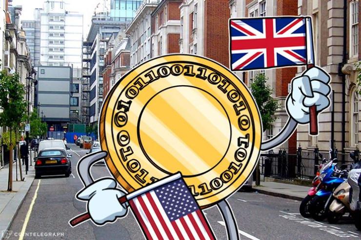 英国と米国、フィンテックやブロックチェーンにおけるそれぞれの法規制事情