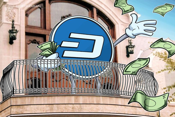 仮想通貨ダッシュが急上昇 背景にテザーからの資金流入?