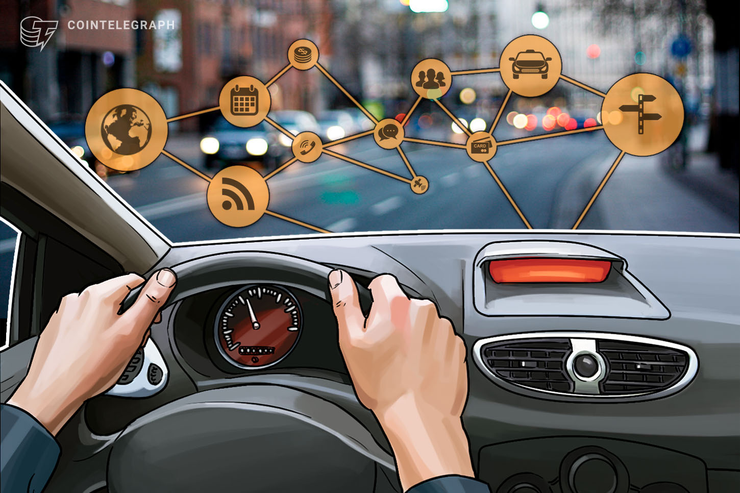 Continental Unveils Demo Earning App for Blockchain-Based Car Platform