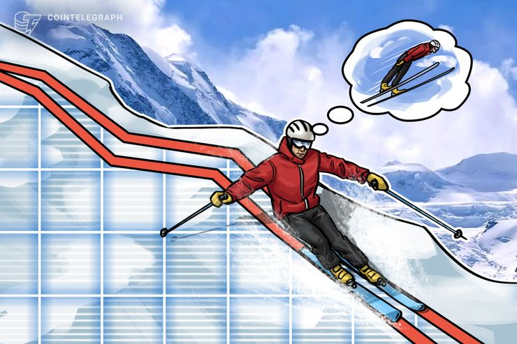 Crypto Markets Come Back Down After Slight Jump Yesterday