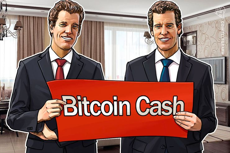 Gemini Adds Support for Bitcoin Cash Trading and Custody on the ABC Network