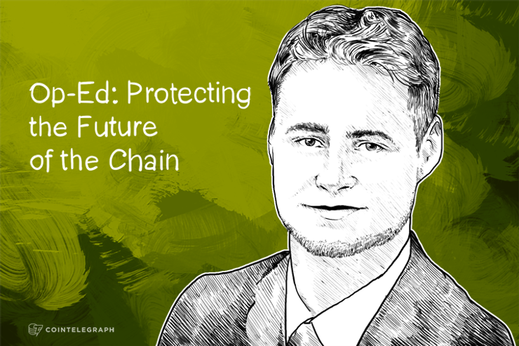 Op-Ed: Protecting the Future of the Chain By Lucas Overby