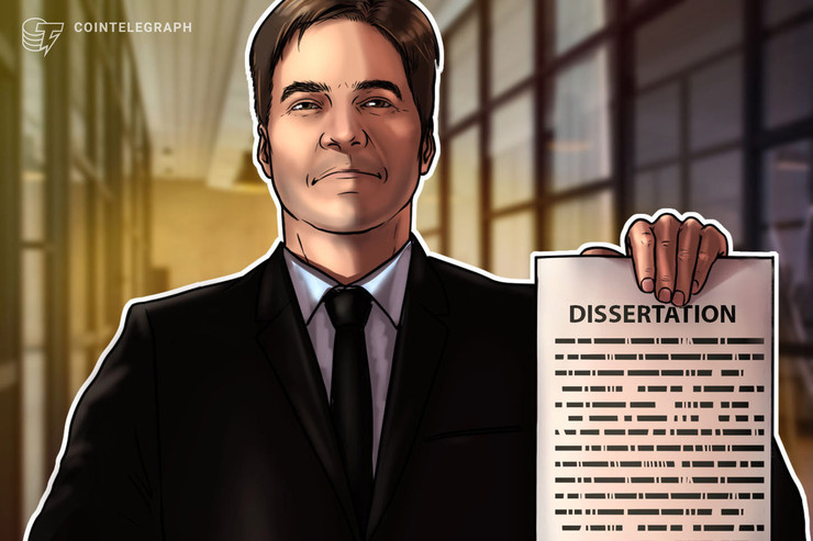 Craig Wright Accused of Plagiarizing Law Degree Dissertation
