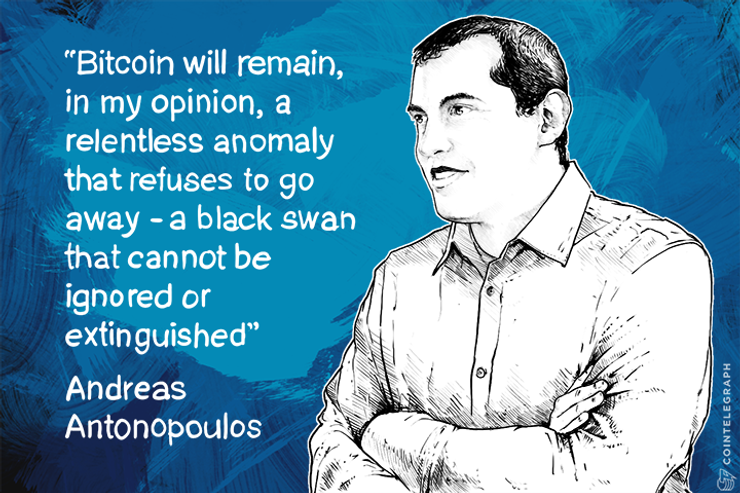 Top 10 Quotes from Andreas Antonopoulos's AMA