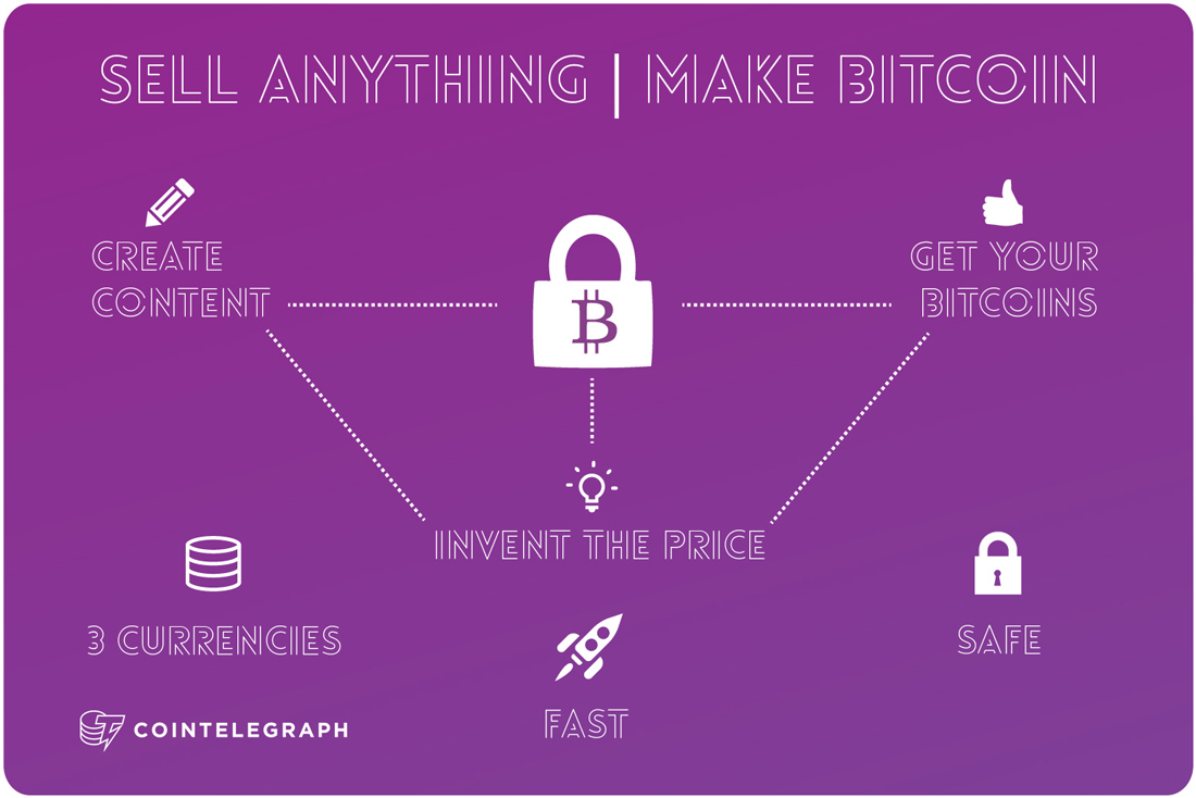 Coinlock Makes Selling Data as Easy as Few Clicks