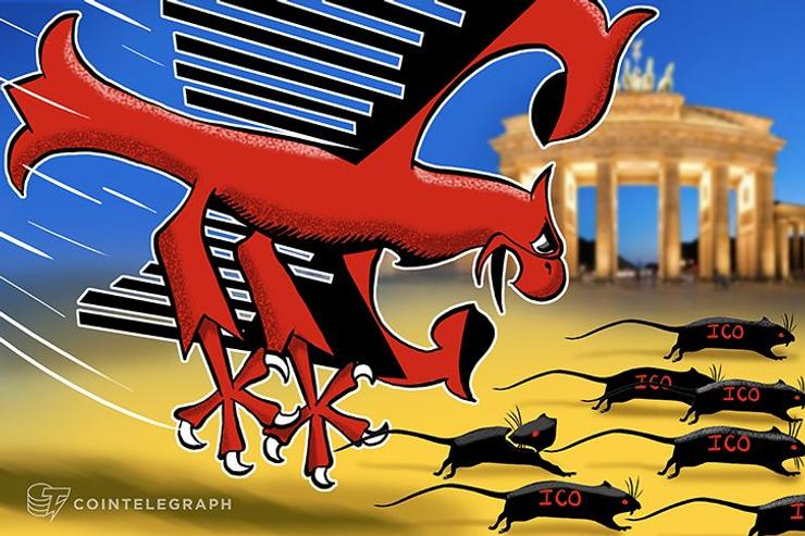 Nemačka finansijska uprava upozorava na ICO projekte, ponovo