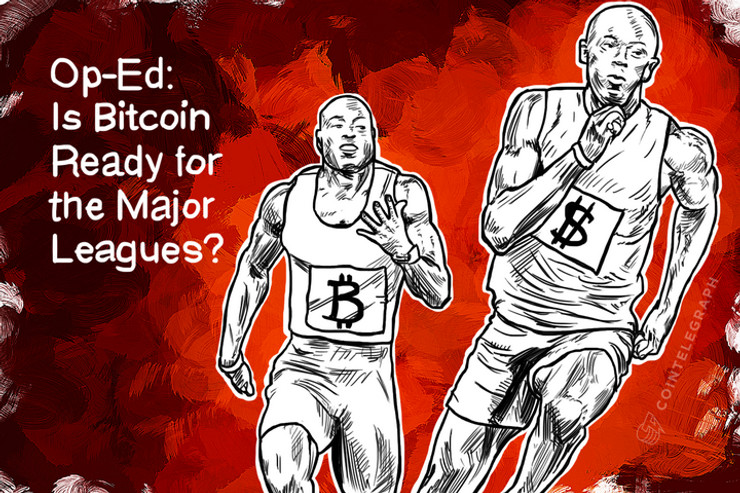 Op-Ed: Is Bitcoin Ready for the Major Leagues?