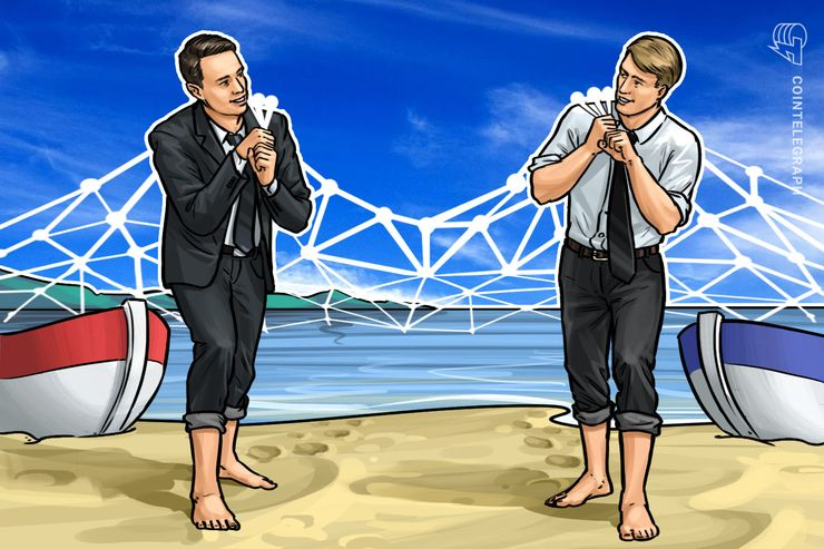 VeChain Signs MoU for Blockchain Development with Cyprus