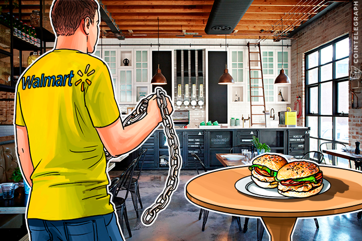 Walmart Experiments With Blockchain to Safely Store Food