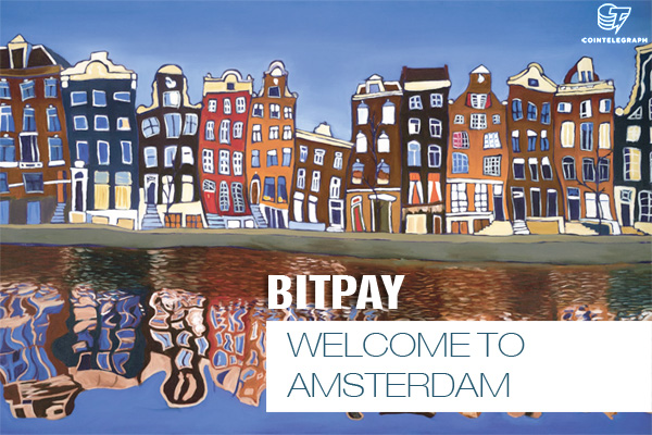 BitPay moves into Amsterdam