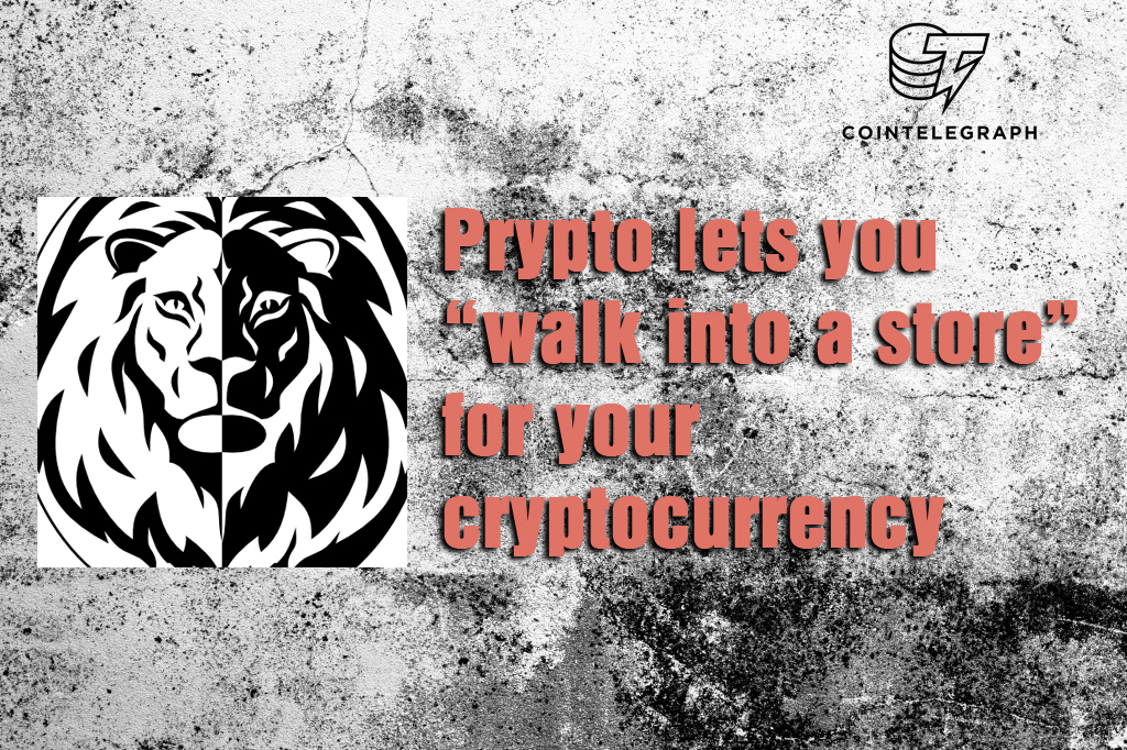 """Prypto lets you """"walk into a store"""" for your cryptocurrency"""
