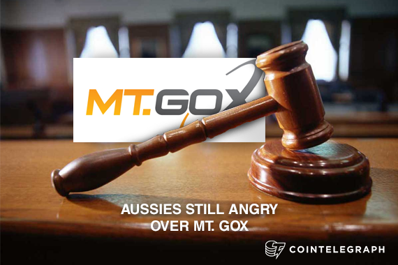 Aussies Still Angry over Mt. Gox, Will Sue