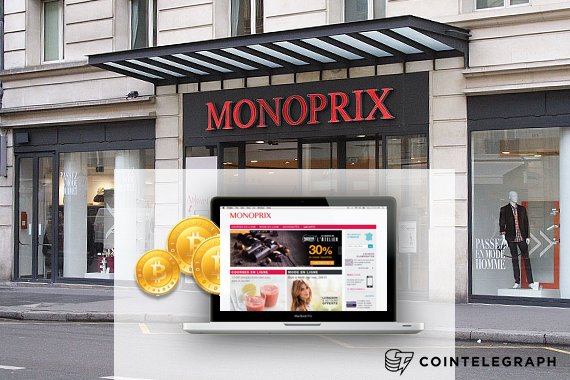 Monoprix to Accept Bitcoin by the End of 2014