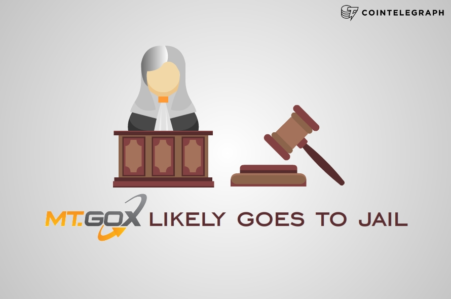 Mt. Gox Likely Goes to Jail