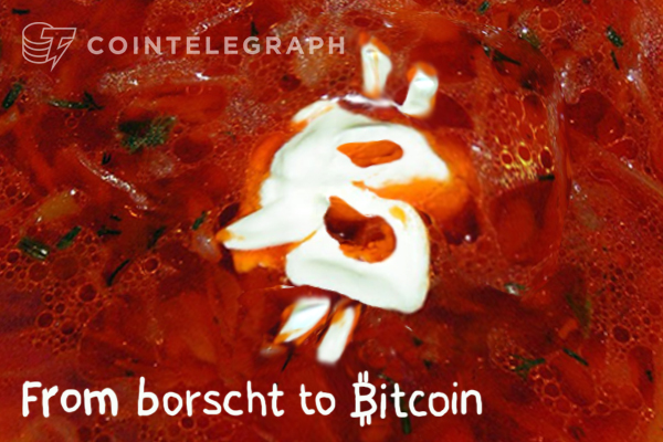 From Borscht to Bitcoin?