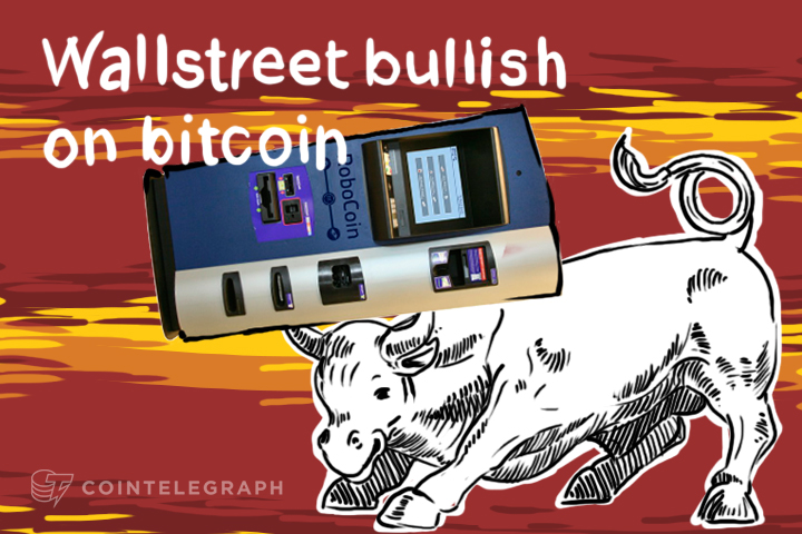 Bitcoin: 3-4 Months from Heavy Wall Street Investments?