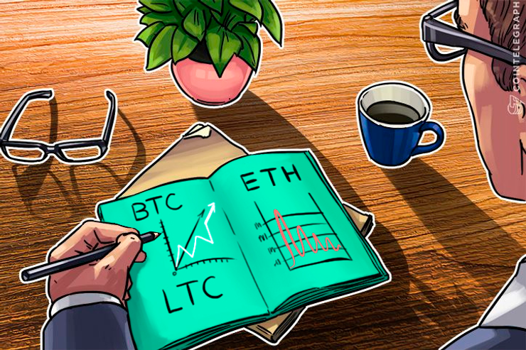 BTC, ETH, LTC: Price Analysis