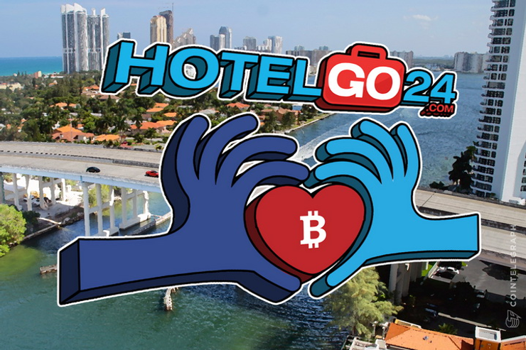 Booking Service Hotelgo24.com Supports Charity in Bitcoins