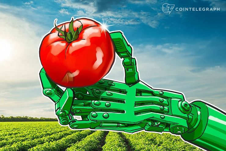 Peter Gabriel, Former Genesis Frontman, Invests in Blockchain Startup for Food Transport