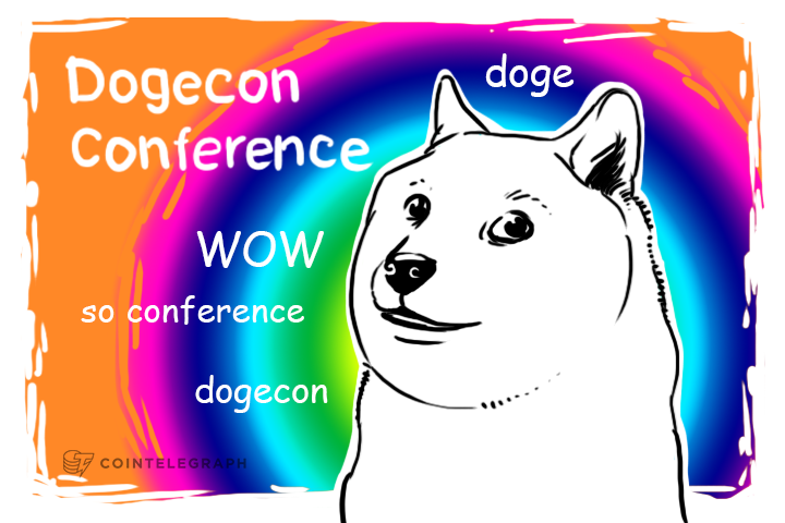 D is for Dogecon Conference SF