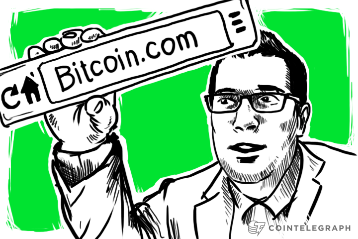 And the proud owner of Bitcoin.com is…
