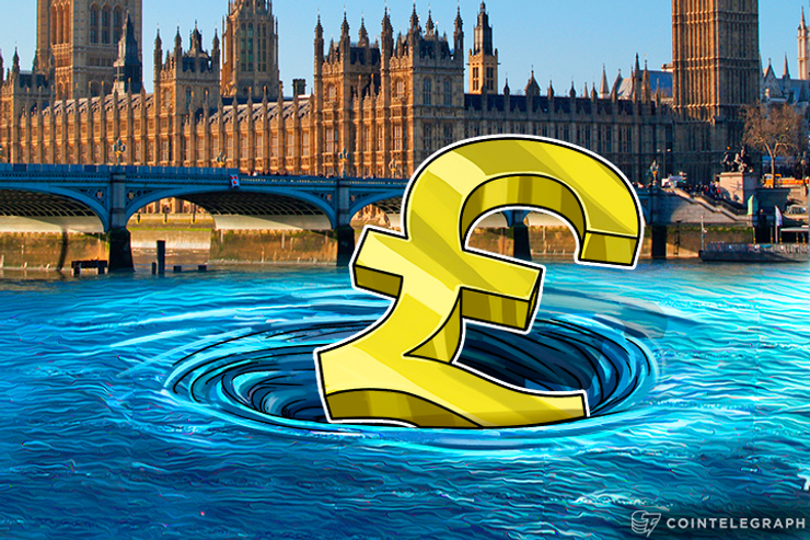 As UK Pound Continues to Decline, Bitcoin Volatility Gets Revaluated