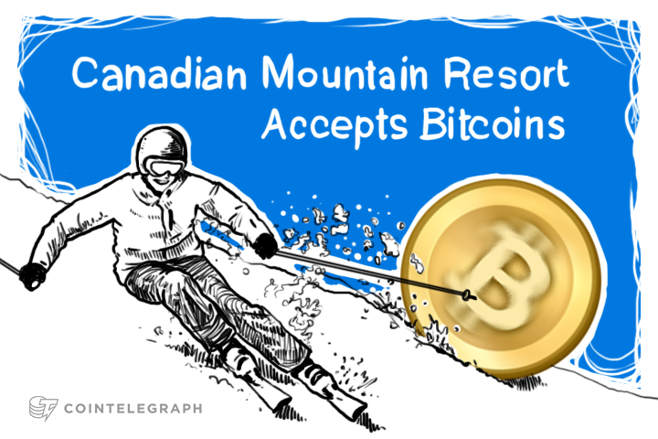 Forget Traveler's Checks: Canadian Mountain Resort Accepts Bitcoins