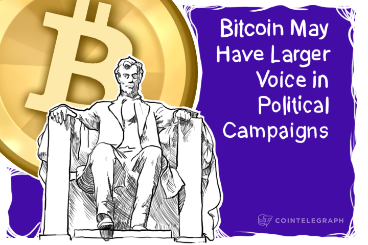 Still Counting the Results: Bitcoin May Have Larger Voice in Political Campaigns