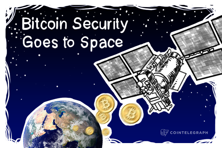 Bitcoin Security Goes to Space