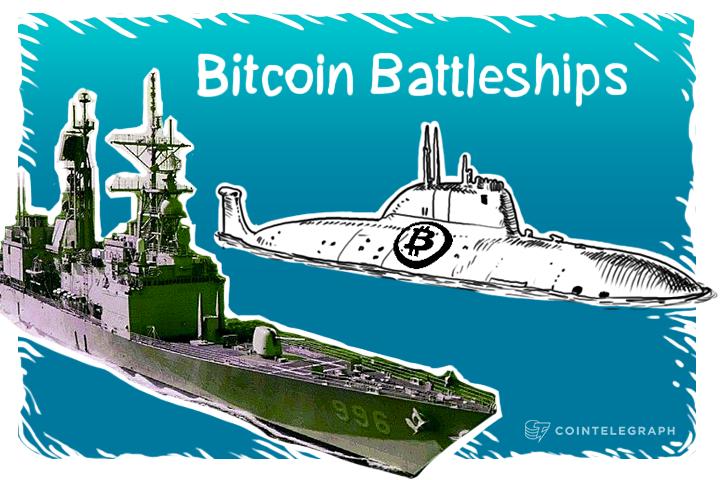 Bitcoin Battleships