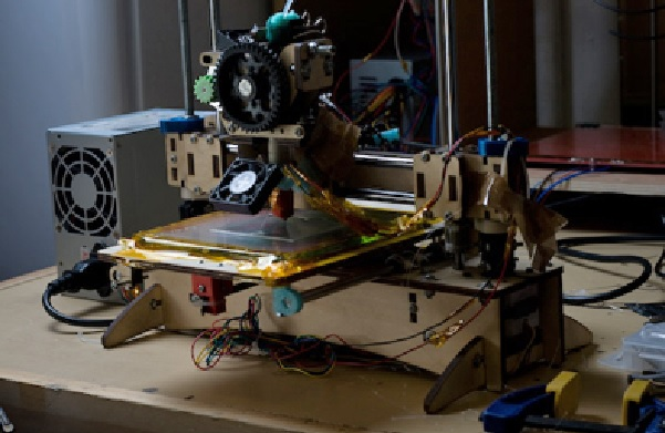 3D printer struggles to woo Bitcoin spenders