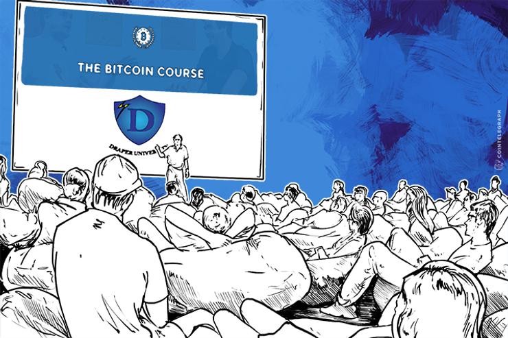 Draper University's Bitcoin Course Enrolls 2,000+ Students