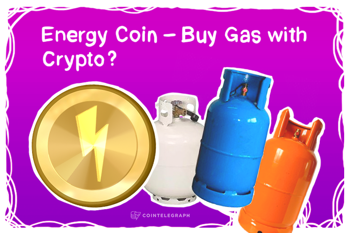 Energy Coin – Buy Gas with Crypto?