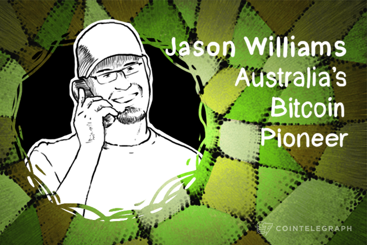 An Interview with Australia's Bitcoin Pioneer Jason Williams