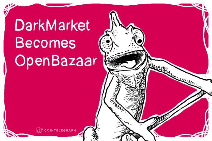 What's in a Word? DarkMarket Becomes OpenBazaar