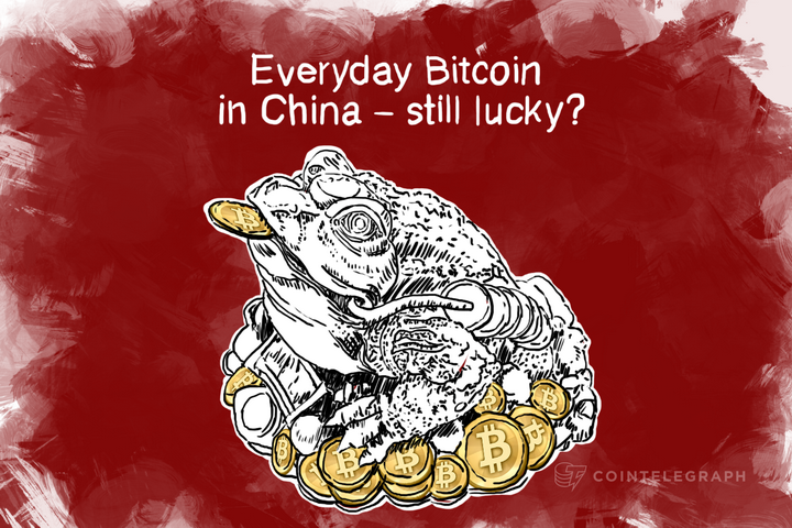 Everyday Bitcoin in China: Beneath the Surface